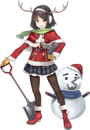 Tanikaze Christmas Full