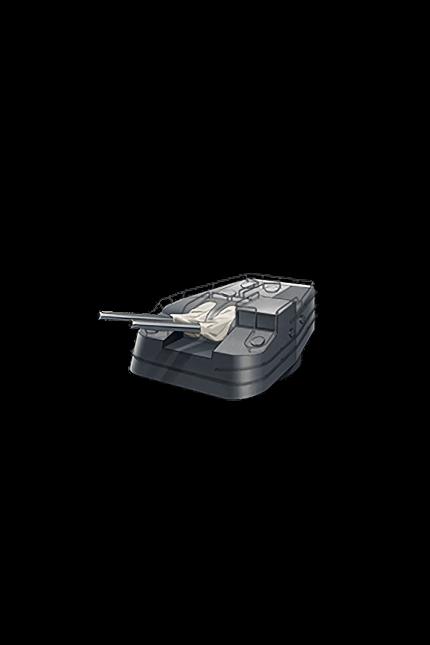 12.7cm Twin Gun Mount Model C Kai 2 266 Equipment