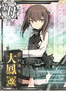 CVB Taihou Kai 156 Card