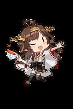 35.6cm Twin Gun Mount Kai Ni 329 Character