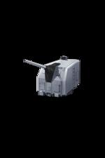 5inch Single Gun Mount Mk.30 284 Equipment