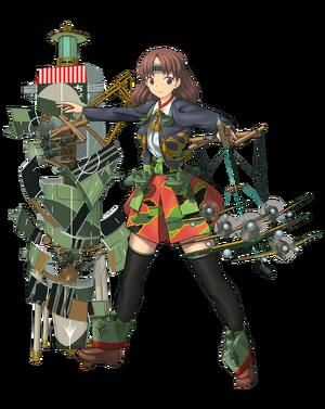 Chiyoda Carrier Kai Ni Full
