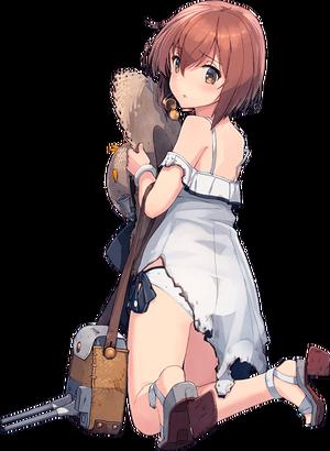 Yukikaze Kai Summer Full Damaged