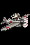 Zero Fighter Model 21 (w Iwamoto Flight) 155 Full