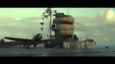 映画『永遠の0』VFXメイキング 赤城から出撃する零戦