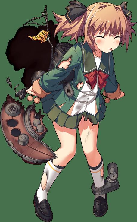 Hachijou Full Damaged