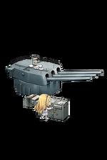 16inch Mk.I Triple Gun Mount + AFCT Kai 299 Full