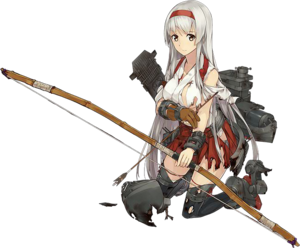 CV Shoukaku Kai Ni 461 Full Damaged