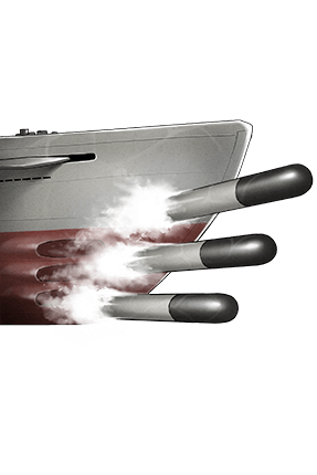 Skilled Sonar Personnel + Late Model Bow Torpedo Mount (6 tubes) 214 Equipment