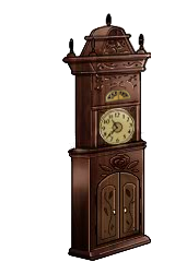Big antique clock