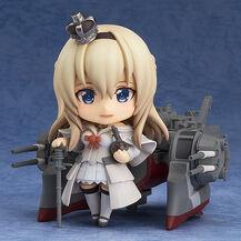 Warspite nendoroid