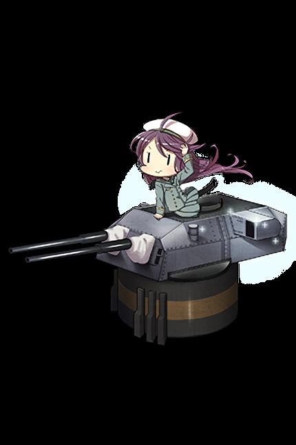 38cm Twin Gun Mount Kai 114 Full