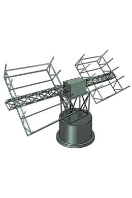 Type 42 Air Radar 032 Equipment