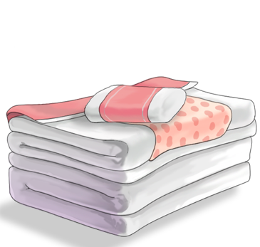 File Futon And Pillow Png