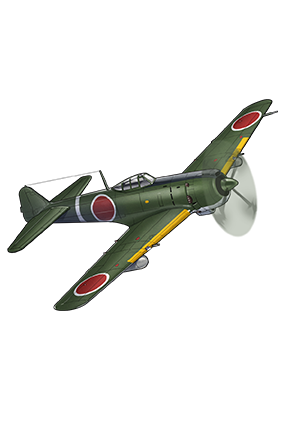 Type 4 Fighter Hayate 218 Equipment