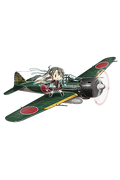 Type 0 Fighter Model 53 (Iwamoto Squadron) 157 Full