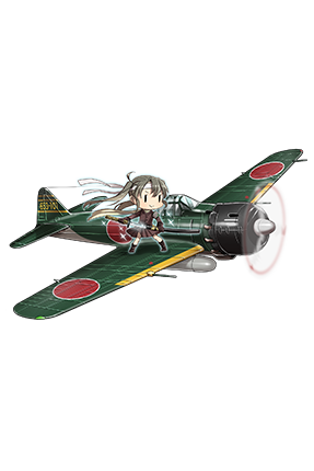 Type 0 Fighter Model 53 (Iwamoto Squadron) 157 Full