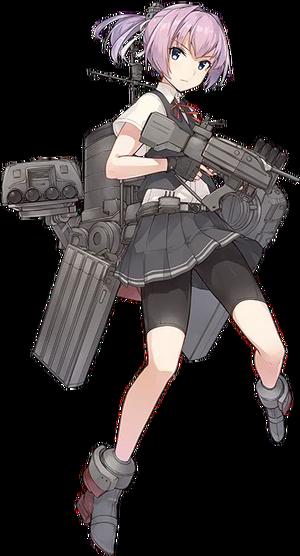 DD Shiranui Kai Ni 567 Full