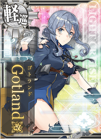 Gotland Kai Card Damaged