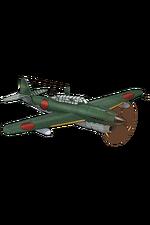 Suisei Model 12 (w Type 31 Photoelectric Fuze Bombs) 320 Equipment
