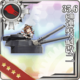 35.6cm Twin Gun Mount Kai Ni 329 Card