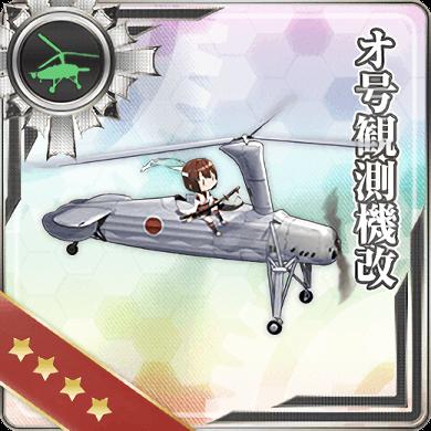 O Type Observation Autogyro Kai 324 Card