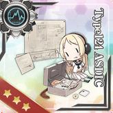 Type124 ASDIC 260 Card
