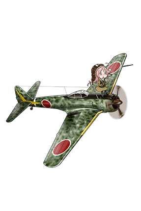 Type 1 Fighter Hayabusa Model III A (54th Squadron) 223 Full
