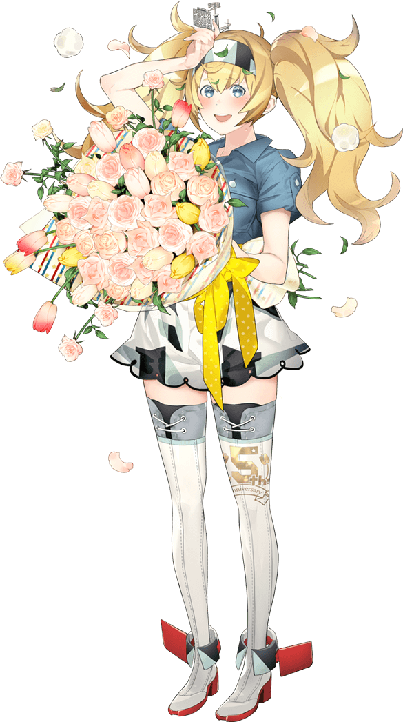 Gambier Bay Spring Bouquet Full