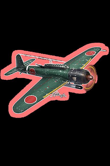 Tenzan Model 12A Kai (Skilled w Type 6 Airborne Radar Kai) 374 Equipment