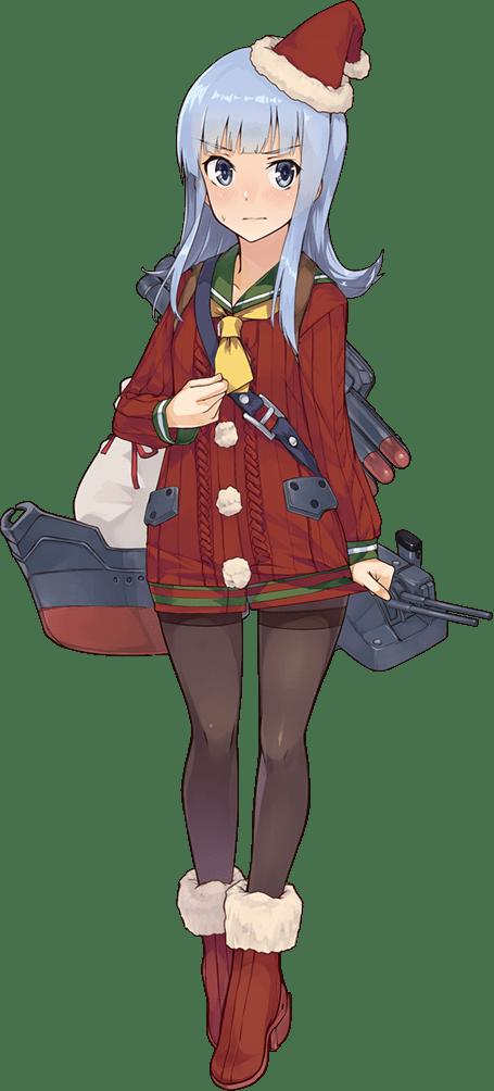 Hatsukaze Christmas Full