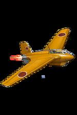 Prototype Shuusui 351 Equipment