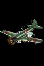 Type 0 Fighter Model 63 (Fighter-bomber) 219 Full