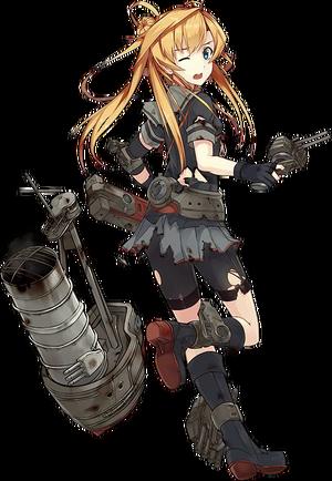 CL Abukuma Kai Ni 200 Full Damaged