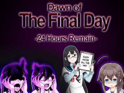 Dawn of the final day fall 2017 event