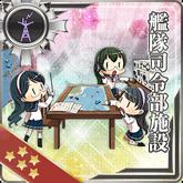 Fleet Command Facility 107 Card