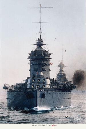 HMS Nelson 2