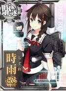 DD Shigure Kai Ni 145 Card