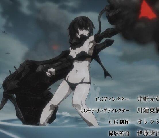 Anime Heavy Cruiser Ri-class