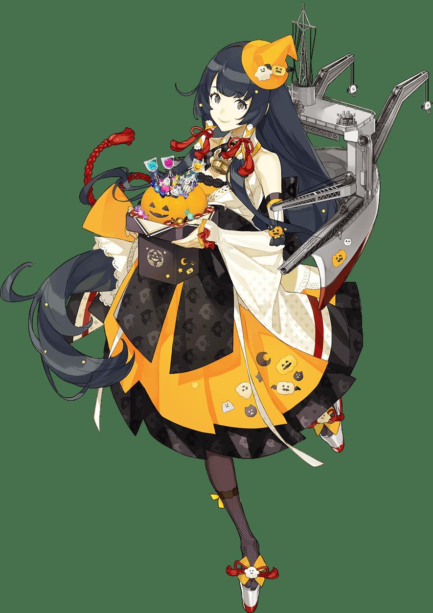 Mizuho Halloween Full