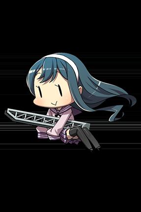 Shiun 118 Character
