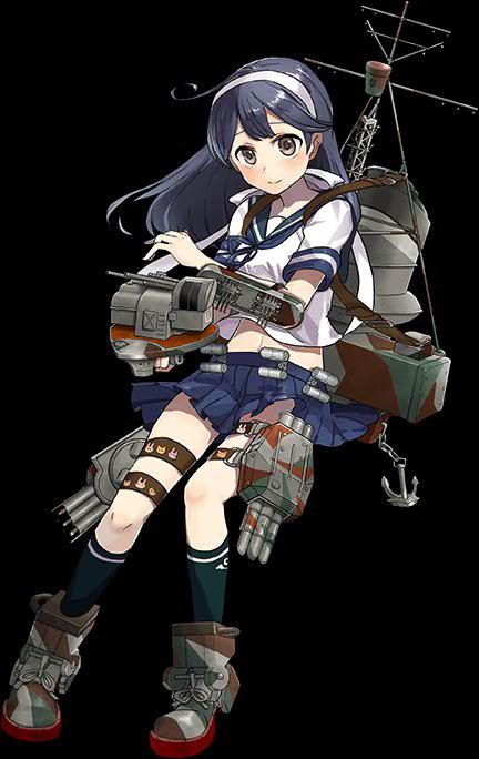 DD Ushio Kai Ni 407 Full