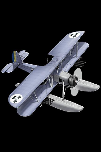 Swordfish Mk.III Kai (Seaplane Model) 368 Equipment