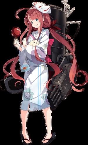 Kawakaze Yukata Full