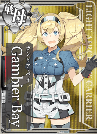 Gambier Bay Card
