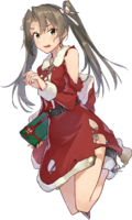 Zuikaku Christmas Full Damaged