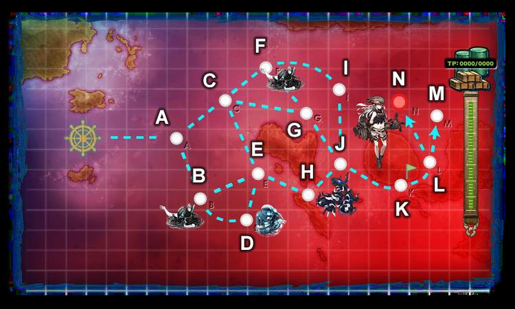 Fall 2015 E5 Map