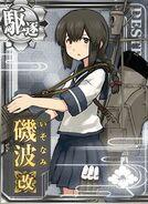 DD Isonami Kai 206 Card