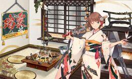 Hiei new year lq