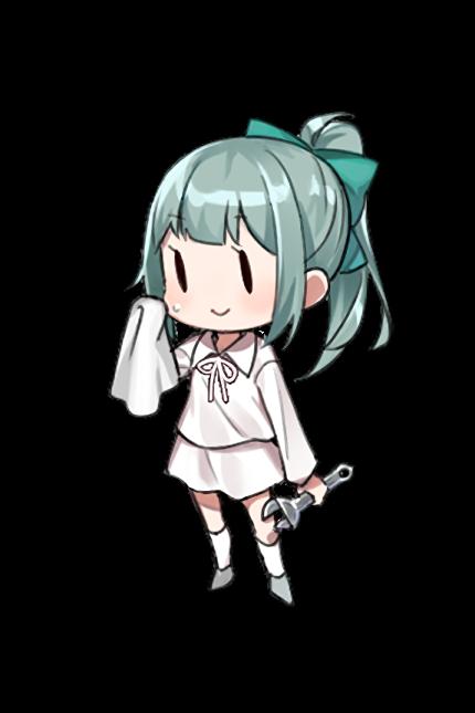 Type D Kouhyouteki Kai (Kouryuu Kai) 364 Character